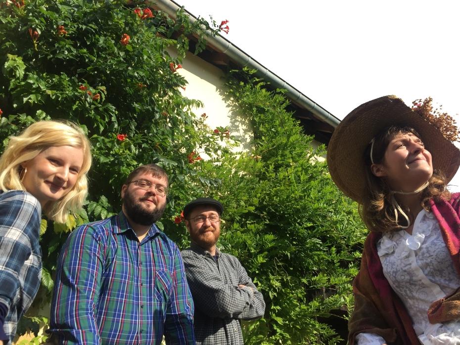 les conteurs de la Médiathèque de Freyming-Merlebach