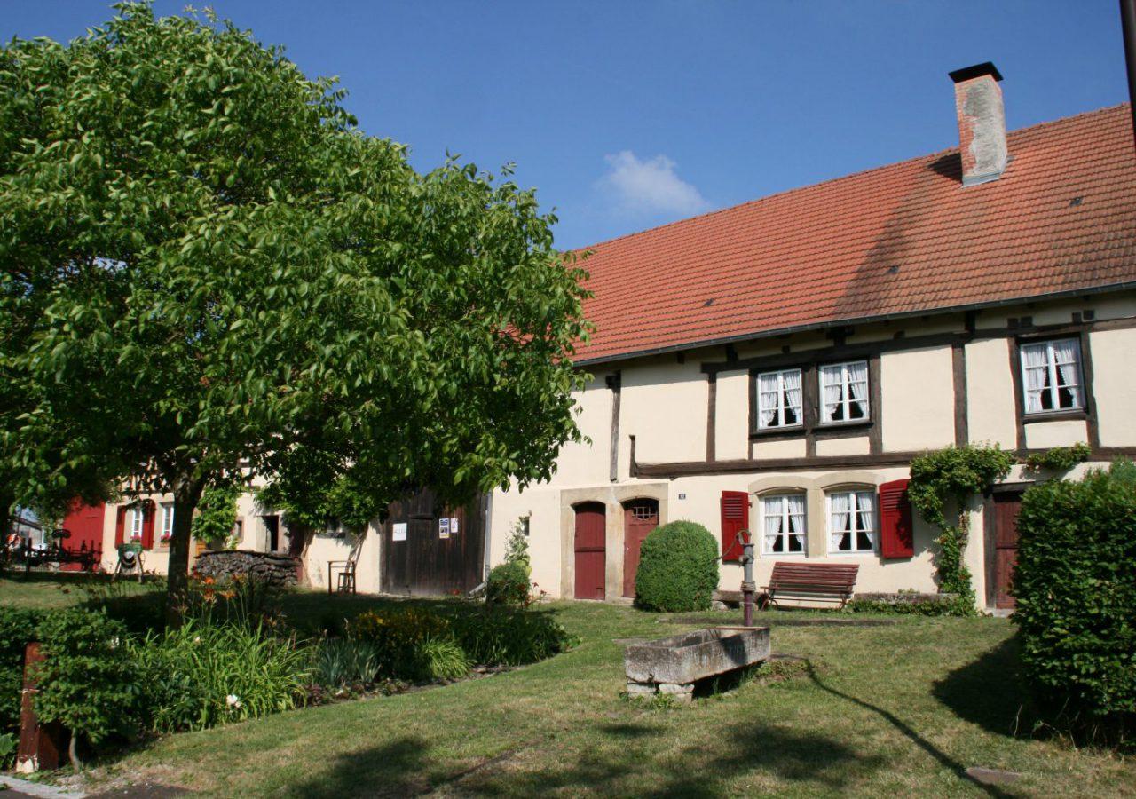 La Maison Güth – altes Bauernhaus in Hoste, Lothringen